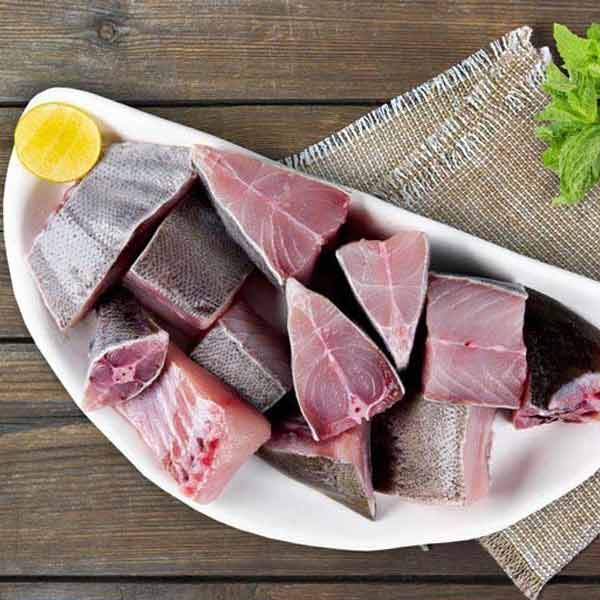 حلوا سیاه قطعه شده برای فروش در وبسایت ماهی مشتا