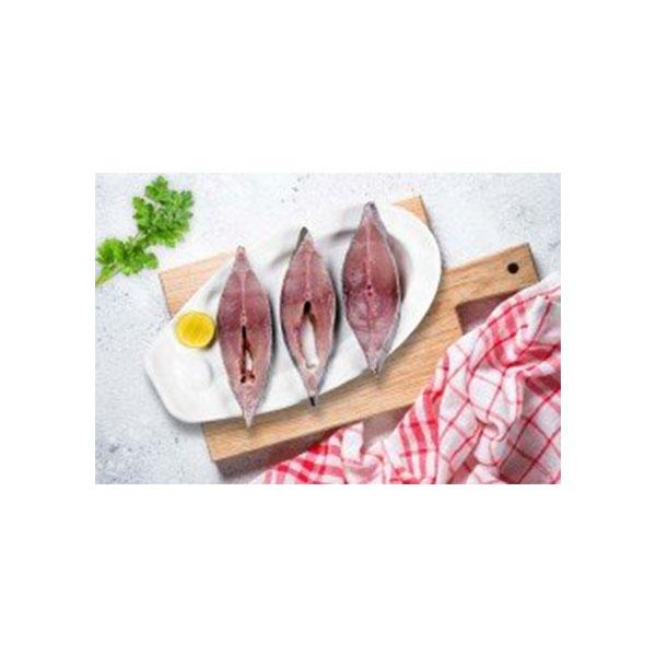 ماهی حلوا سیاه استیک شده برای فروش در وبسایت ماهی مشتا