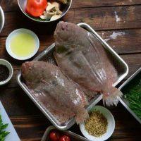 کفشک ماهی تازه پاک نشده برای فروش در وبسایت ماهی مشتا
