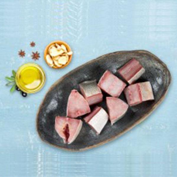 قطعه شده ماهی راشگو برای فروش در وبسایت ماهی مشتا