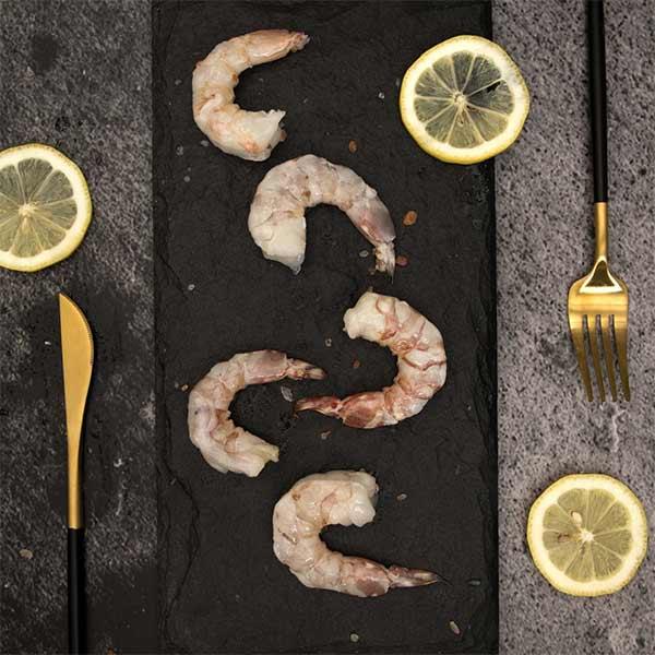 شاه میگو پاک شده برای فروش در وبسایت ماهی مشتا