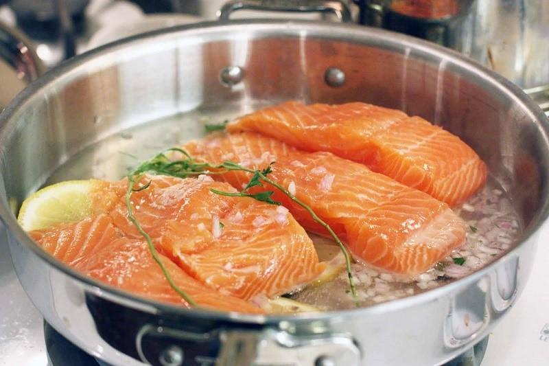 آشنایی با خواص ماهی سالمون