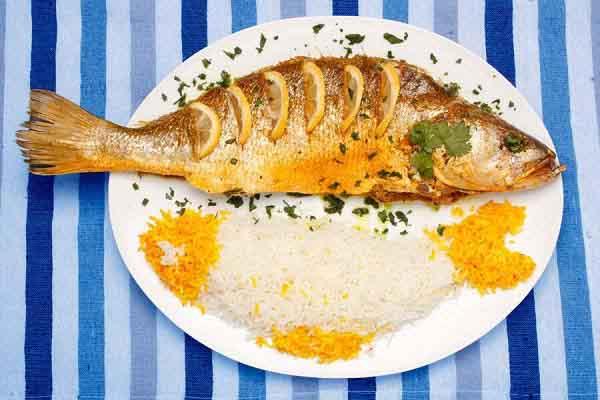 پخت ماهی شوریده در فر به سادهترین روش
