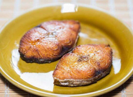 پخت شیر ماهی جنوب