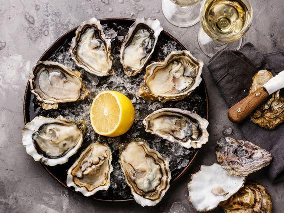 20 فایدهی غذاهای دریایی برای بدن