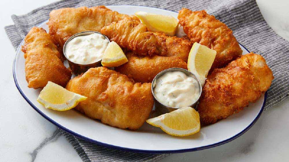 ماهی سوخاری در فر
