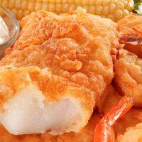 تهیه ماهی سوخاری پفکی به روشهای مختلف