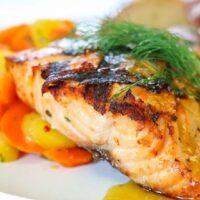 بهترین ماهی برای فشار خون
