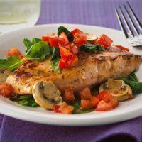 دستور پخت ماهی رژیمی