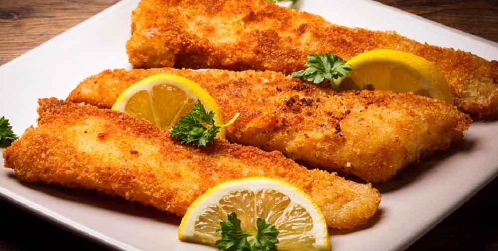 ماهی رستورانی سرخ شده