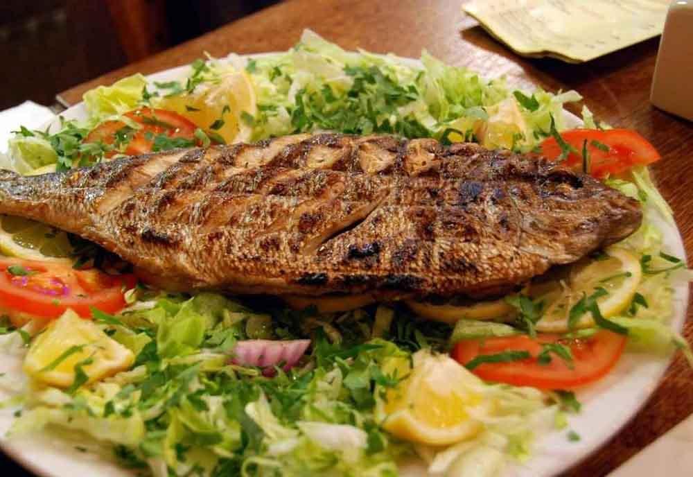 نکات مهم در پخت ماهی