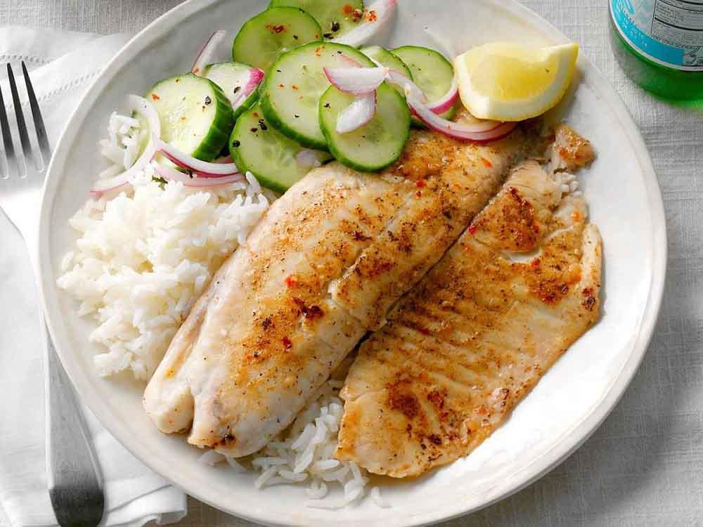 ماهی رستورانی