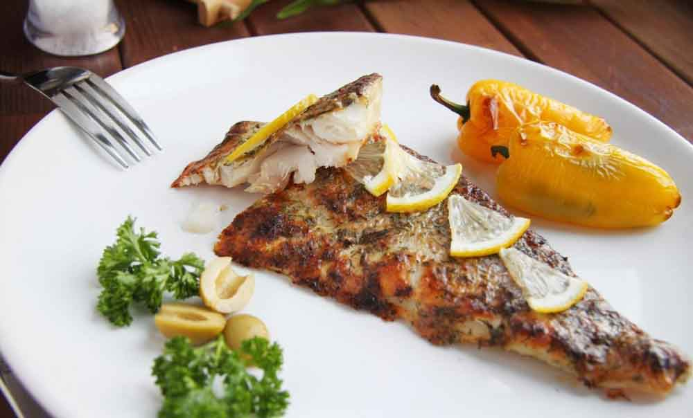نکات پخت ماهی