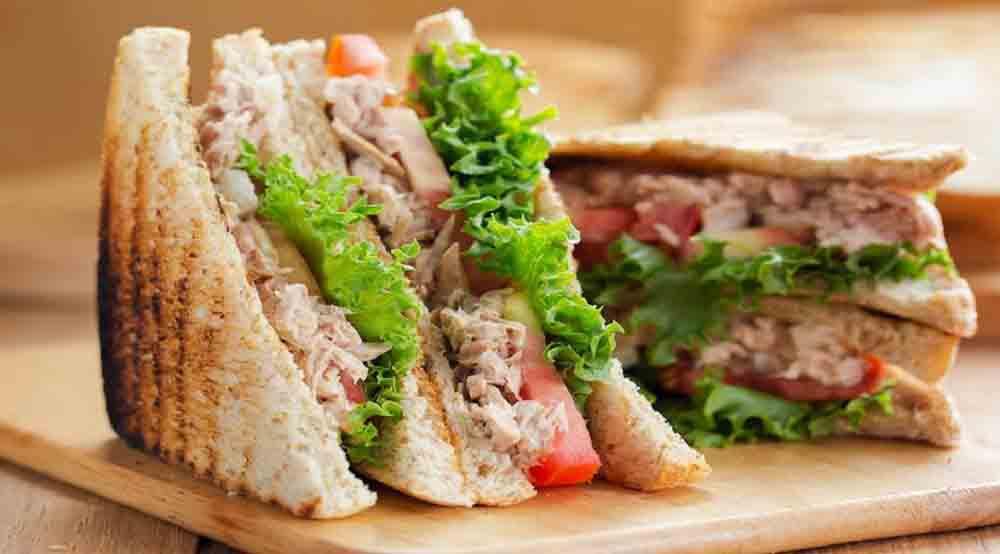 ساندویچ تن