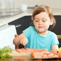 ۵ روش فوق العاده پخت ماهی برای کودکان