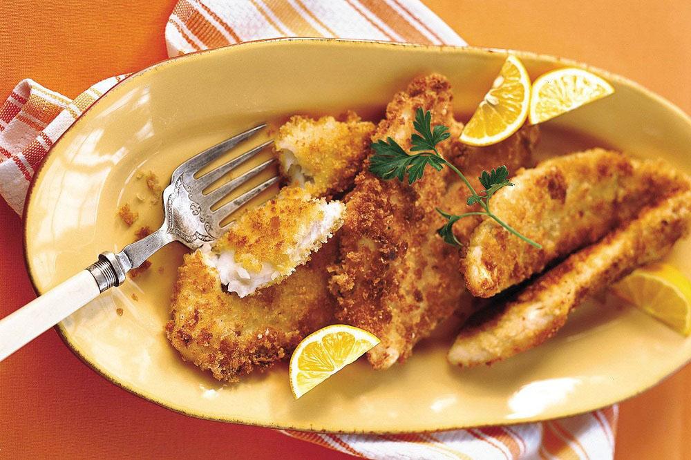 پخت ماهی سنگسر بصورت کتلت