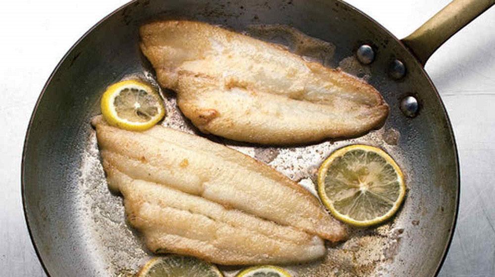 طرز تهیه ماهی سنگسر جنوب