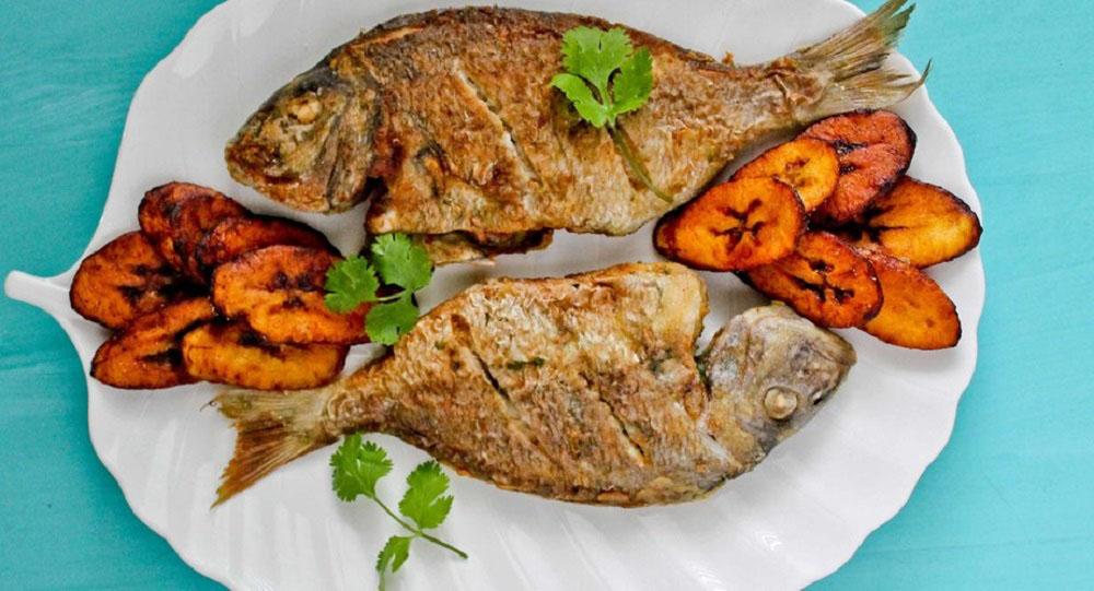 طرز پخت ماهی سنگسر جنوب کشور