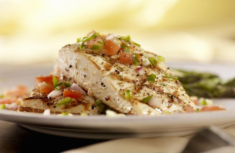 طرز پخت ماهی کفشک کبابی