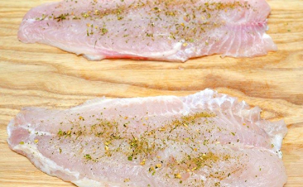 طرز پخت ماهی هامور تازه و فیله شده