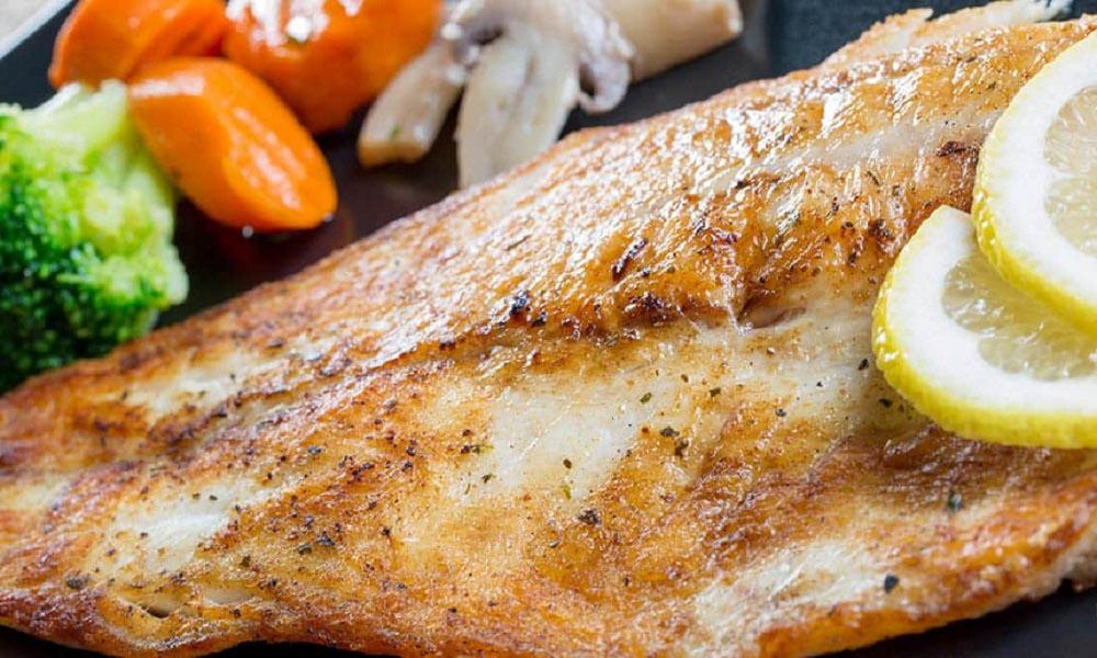 طرز تهیه ماهی هامور مجلسی و خوشمزه